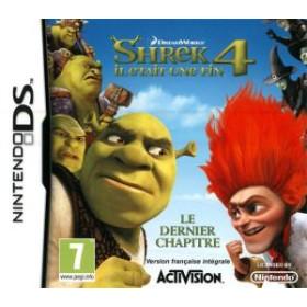 Shrek 4 : Il était une Fin DS