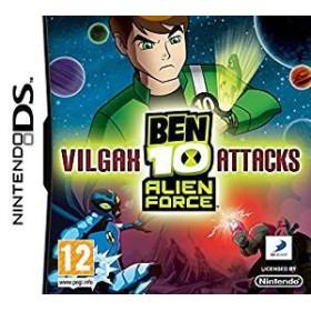 Ben 10 Alien Force : Vilgax...