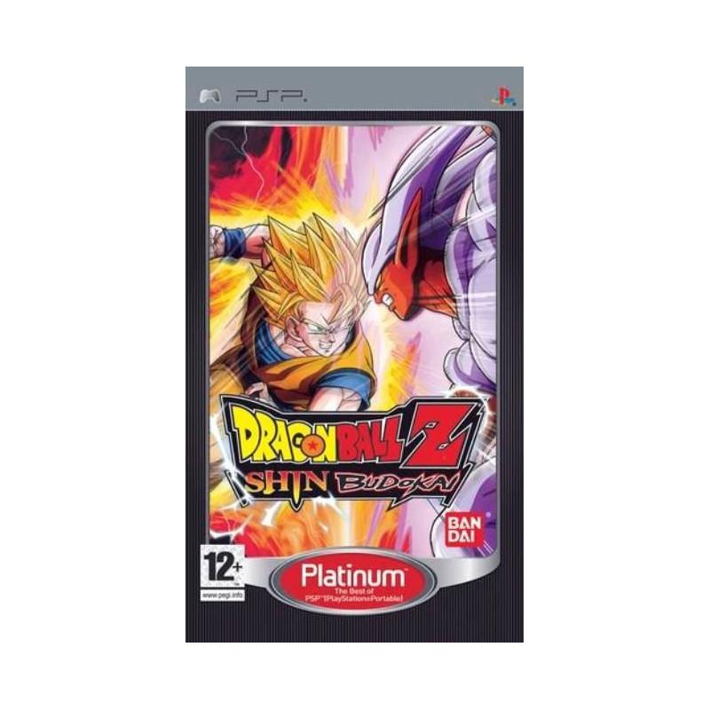 Dragon Ball Z : Shin Budokai [Platinum] PSP