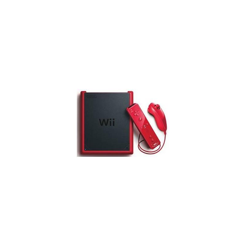 Console Nintendo Wii Mini Rouge