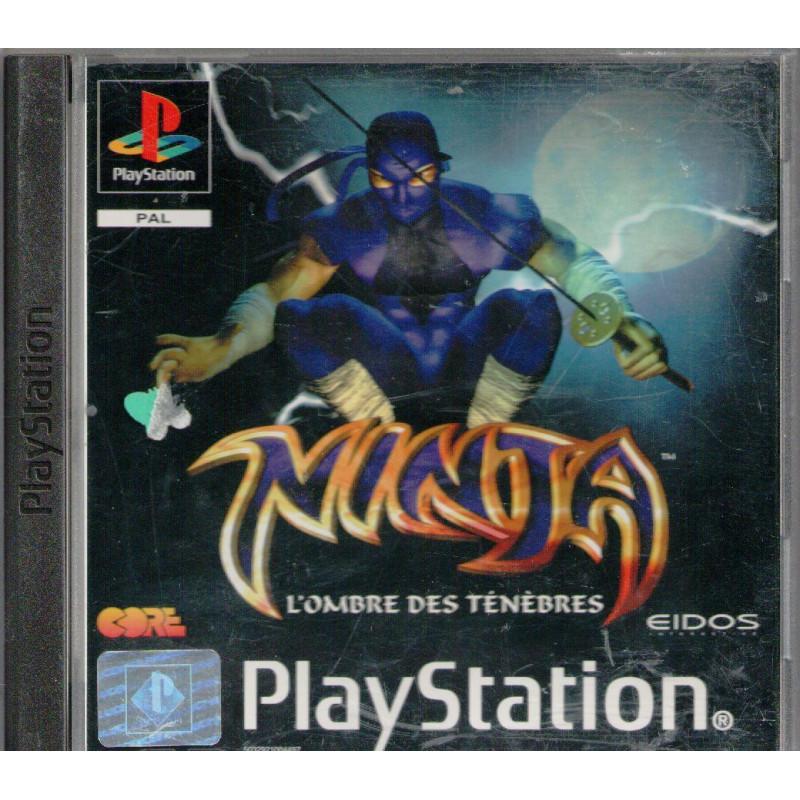 Ninja : L'Ombre des Ténèbres PSX