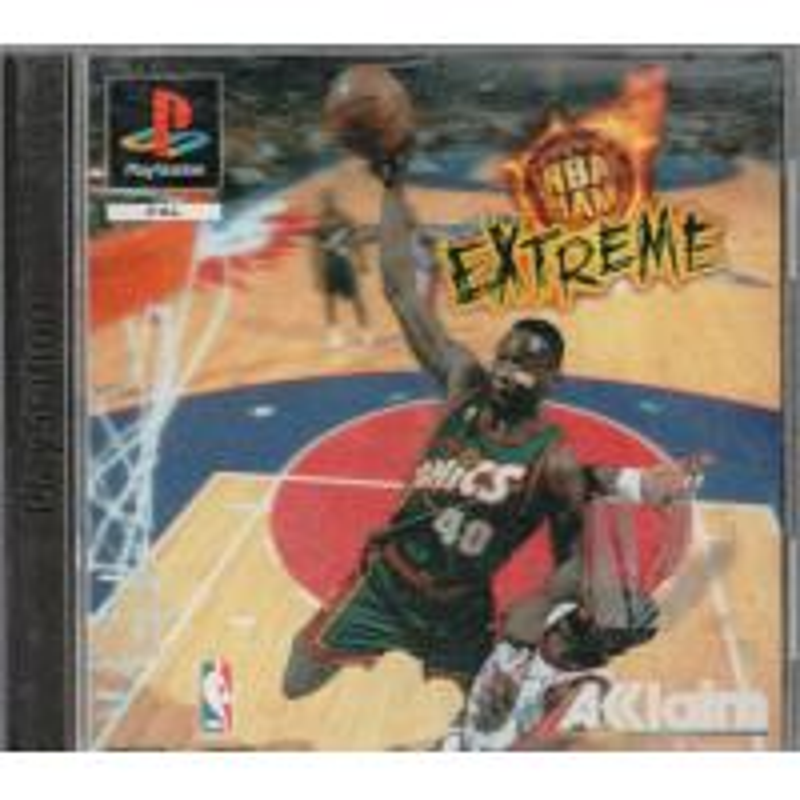 NBA Jam Extreme PSX