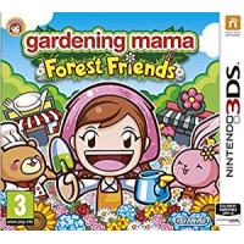 Gardening Mama - Forest Friends 3DS