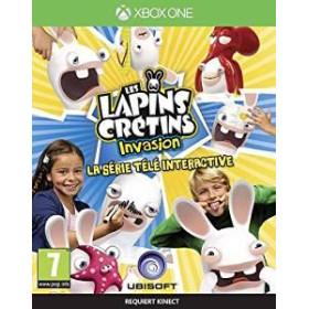 Les Lapins Crétins Invasion - La Série Télé Interactive XBOXONE