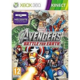 Marvel Avengers : Battle For Earth XBOX360