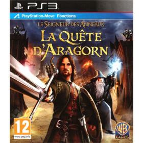 Le Seigneur des Anneaux : La Quête d'Aragorn PS3
