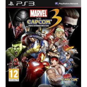 Marvel vs. Capcom 3 : Fate...