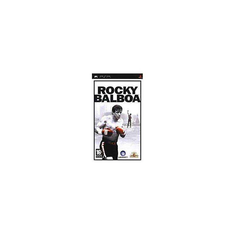 Rocky Balboa PSP