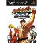 Street Fighter Alpha...