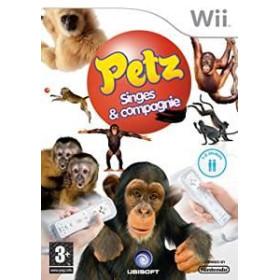 Petz - Singes et compagnie Wii