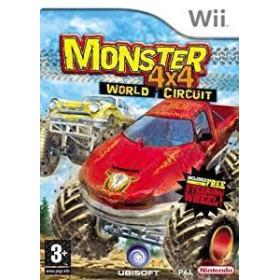 Monster 4X4 World Circuit WII