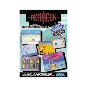 Menacer 6 jeux MD