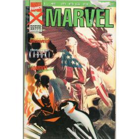 Marvel Magazine n°33 COMICS