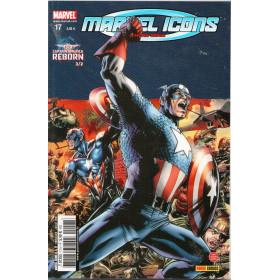 Marvel Icons Hors Série...