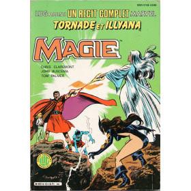 Tornade et Illyanna Magie n°02 COMICS