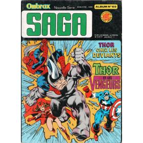 Ombrax Saga n°69 COMICS