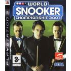 World Snooker Championship...