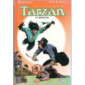 Tarzan Le monstre n°04 COMICS