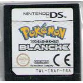 Pokémon Version Blanche DS