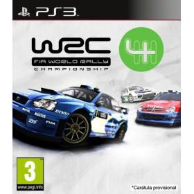 WRC 4 PS3