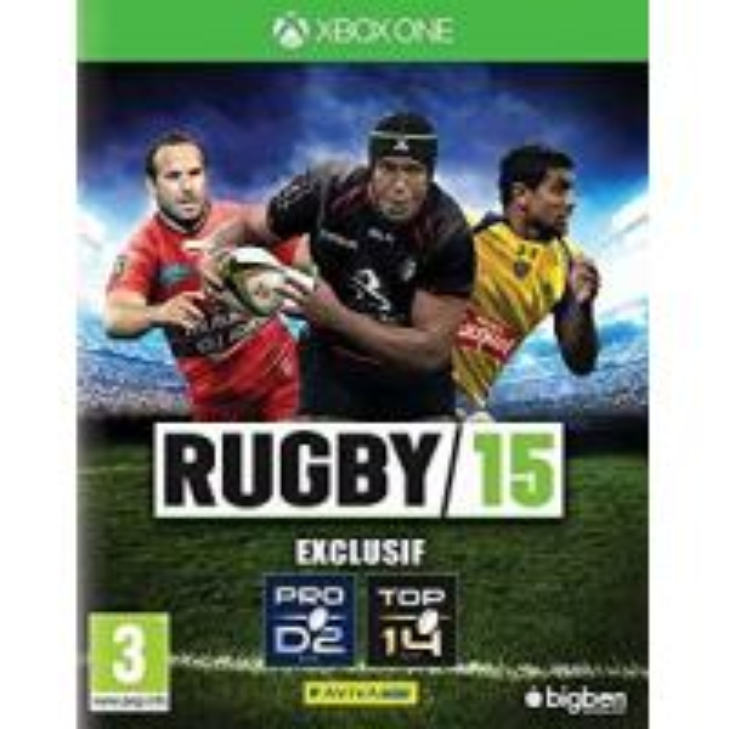 Rugby 15 XBOXONE