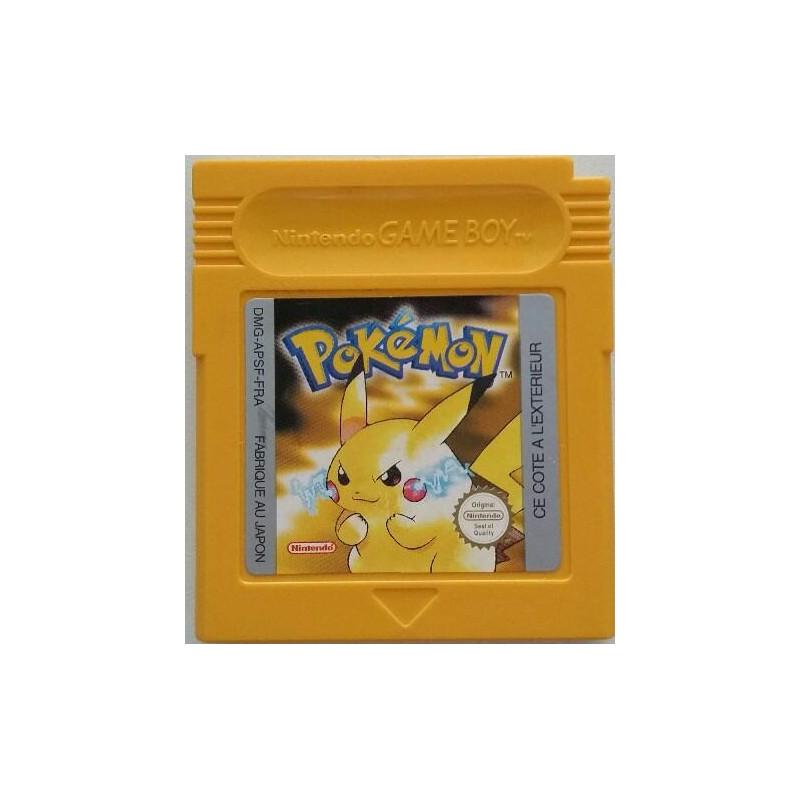 Pokémon Version Jaune : Edition Spéciale Pikachu GB