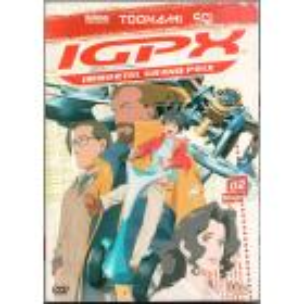 IGPX  vol 2 DVD