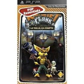 Ratchet & Clank : La Taille Ça Compte [Edition Essentials] PSP