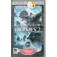 Medal of Honor : Heroes 2 Platinum PSP