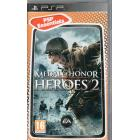 Medal of Honor : Heroes 2 (Psp Essentials) PSP