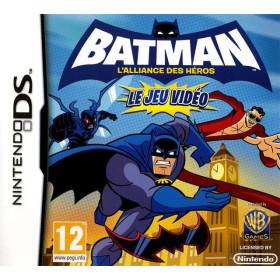 Batman : L'Alliance des Héros le Jeu Vidéo DS