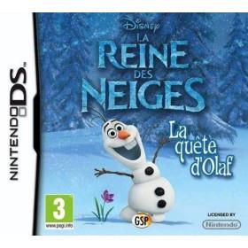 La Reine des Neiges : La Quête d'Olaf DS