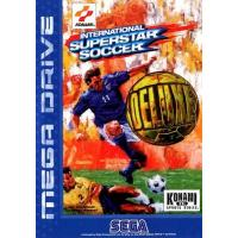 International Superstar Soccer Deluxe en boîte MD