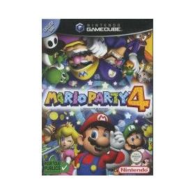 Mario Party 4 GC