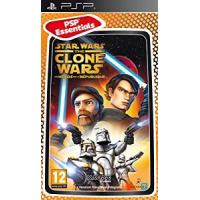 Star Wars The Clone Wars : Les Héros de la République [Essentials] PSP