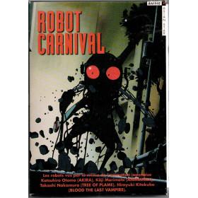 Robot Carnival  DVD