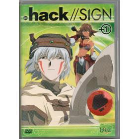 .hack//SIGN 01 DVD