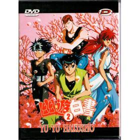 Yu Yu Hakusho Vol 2 DVD
