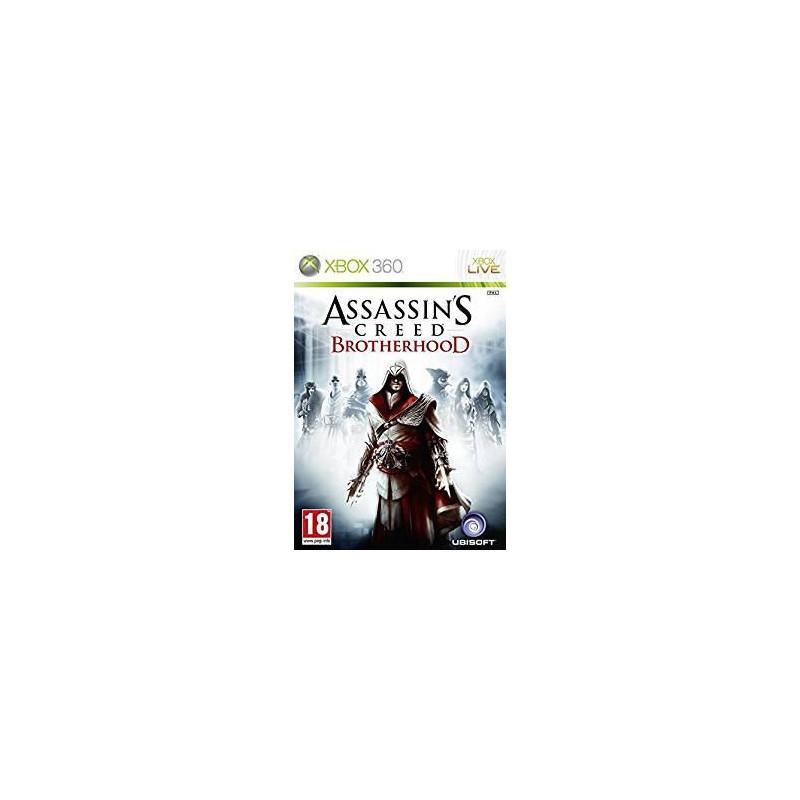 Assassin's Creed Brotherhood Xbox360