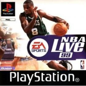 NBA Live 99 PS1