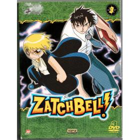 Zatchbell ! Vol 1 DVD