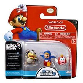 Nintendo Micro Figurine pack Morton koopa Wii U
