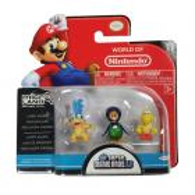 Nintendo Micro Figurine pack Larry koopa Wii U