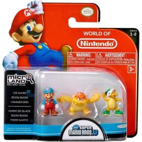 Nintendo Micro Figurine pack Ice mario Wii U