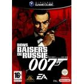 Bons baisers de russie 007 GC