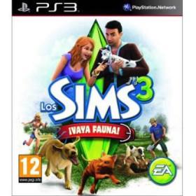 Les Sims 3 : Animaux & Cie (Pochette Portugaise) PS3