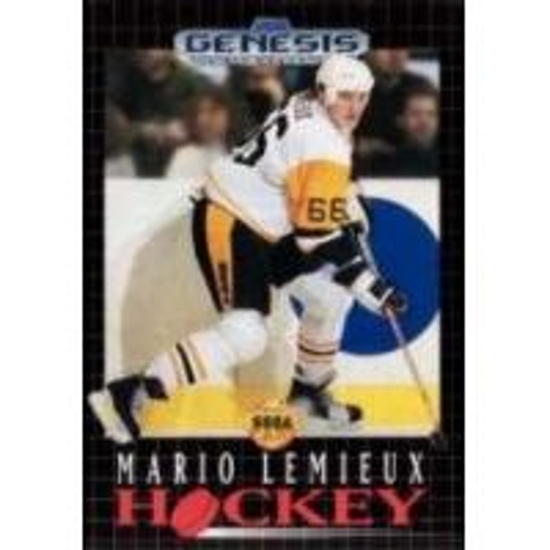 Mario Lemieux Hockey en boîte MD