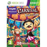 Carnival : Bouge ton corps XBOX360