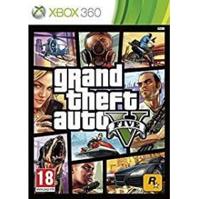 Grand Theft Auto V Xbox360