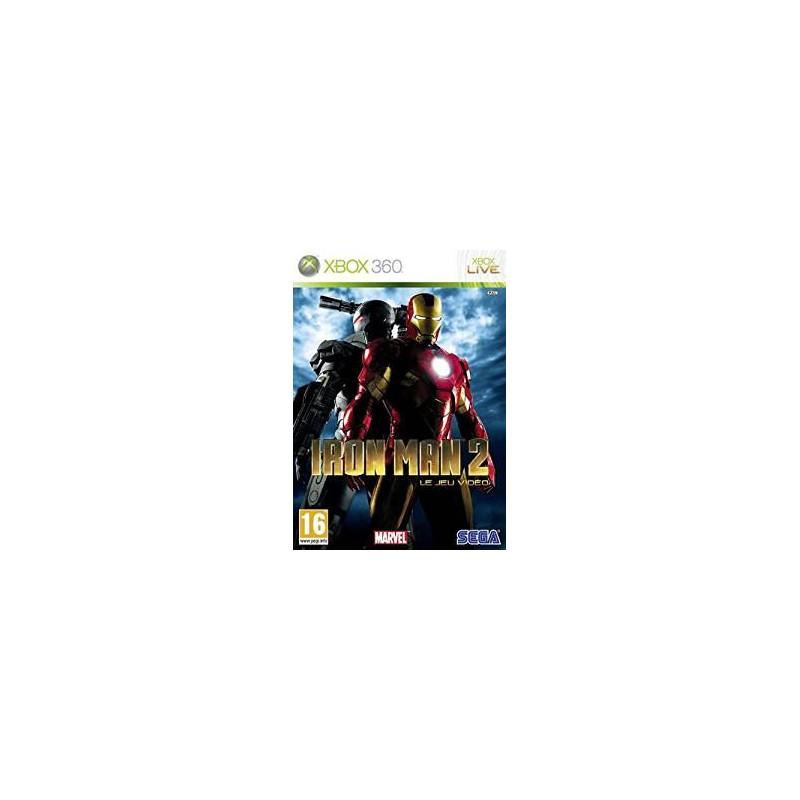 Iron Man 2 Xbox360